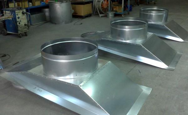 Ventilaci n para naves industriales for Calefactores para naves industriales