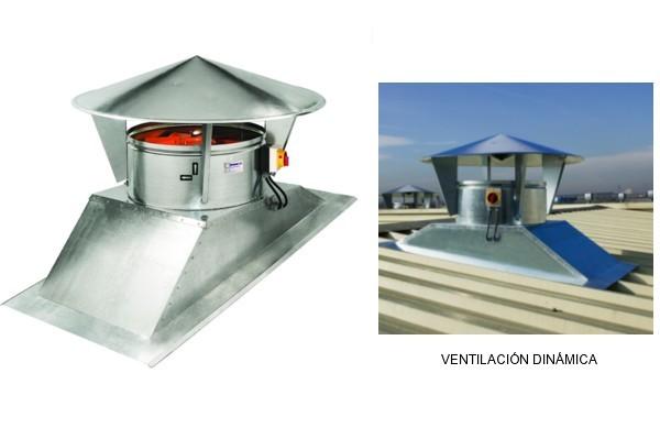 ventilacion naves industriales