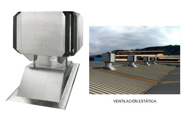 Ventilación Naves Industriales