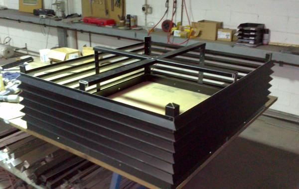 Sombreretes para chimeneas en aluminio - Chimeneas grandes dimensiones ...
