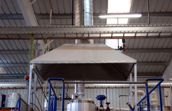 Abril 2014 ventilaci n industrial atosdin - Campana extractora medidas ...