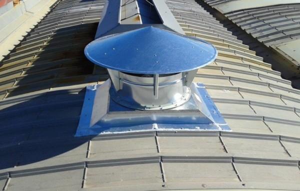 Ventilaci n industria qu mica - Materiales para tejados ...