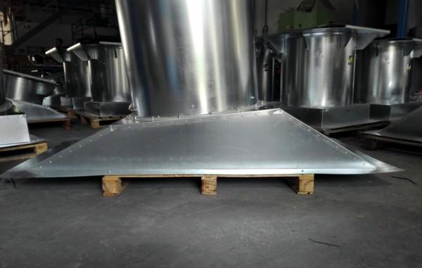 Ventilador Industrial : nuevo encargo
