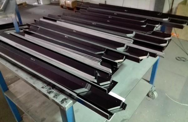 Aspirador Estático Flexo Aluminio