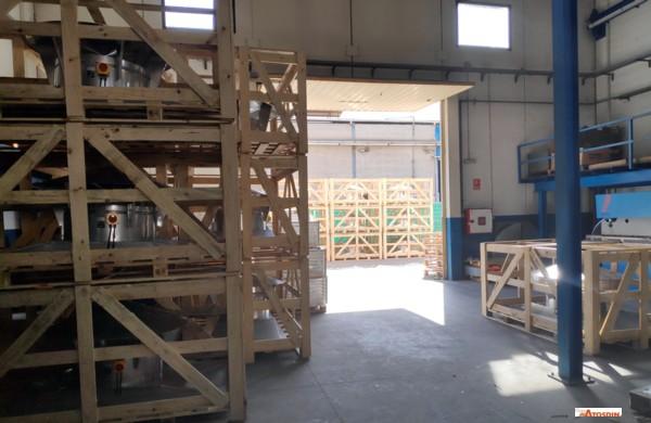 Exportamos a Colombia grupos de ventilación d…